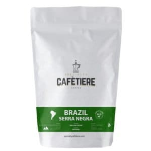Brazil coffee Serra Negra