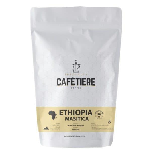 Ethiopia coffee Masitica