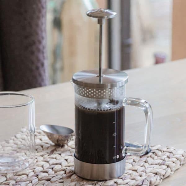 barista cafetiere