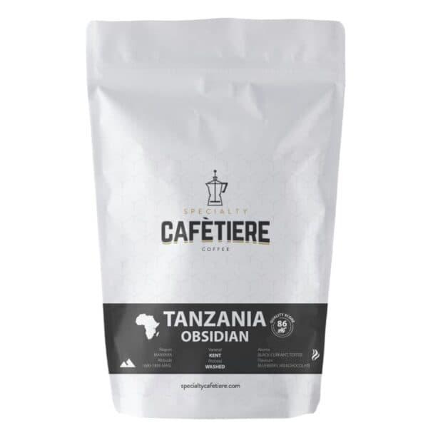 Tanzania coffee Obsidian