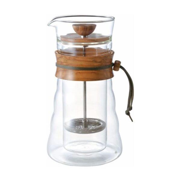 hario double grass coffee press