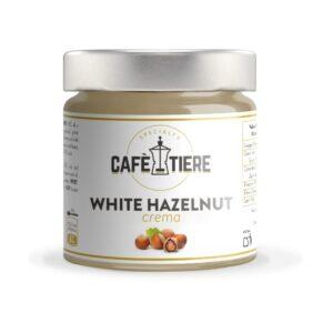 specialty cafetiere - white hazelnut crema